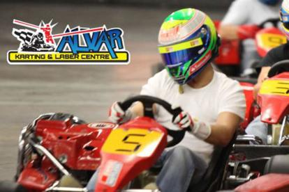 Alvar Karting Photo