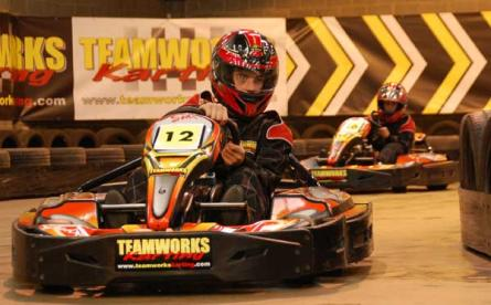 Teamworks Karting Halesowen Photo