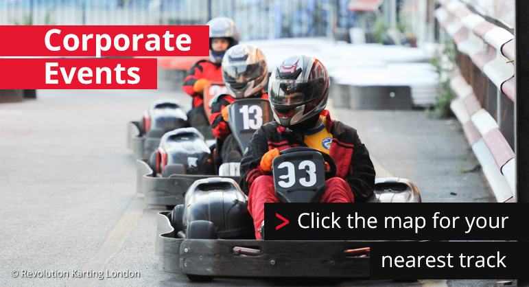 Corporate Karting Events