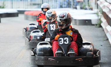 Karting Corporate Events