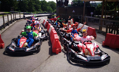 Karting Stag & Hen Parties