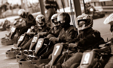Karting Team Building Events